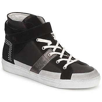 Skor Dam Höga sneakers Janet Sport ISABEL MARGETTE Svart