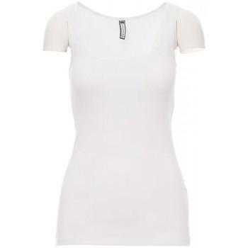 textil Herr T-shirts Payper Wear T-shirt Payper Look blanc