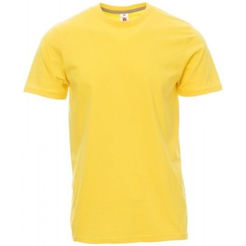 textil Herr T-shirts Payper Wear T-shirt Payper Sunset jaune