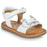 Skor Flickor Sandaler Mod'8 CLOONIE Vit