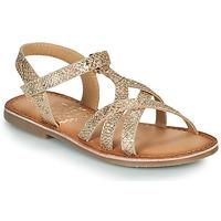Skor Flickor Sandaler Mod'8 CANISA Guldfärgad