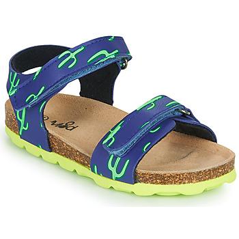 Skor Pojkar Sandaler Mod'8 KOURTIS Blå / Grön