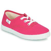 Skor Flickor Sneakers Citrouille et Compagnie KIPPI BOU Rosa