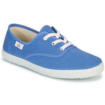 Skor Barn Sneakers Citrouille et Compagnie KIPPI BOU Blå