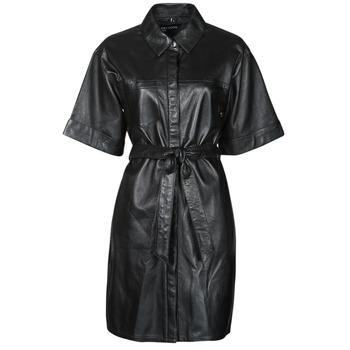 textil Dam Korta klänningar Oakwood BREAK Svart