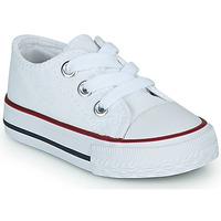 Skor Barn Sneakers Citrouille et Compagnie OTAL Vit