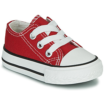 Skor Barn Sneakers Citrouille et Compagnie OTAL Röd