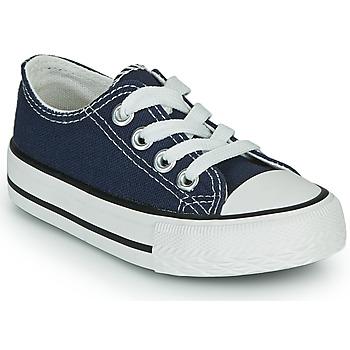 Skor Barn Sneakers Citrouille et Compagnie OTAL Marin