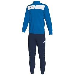 textil Herr Sweatshirts Joma Academy Ii träningsoverall -royal-white Blå