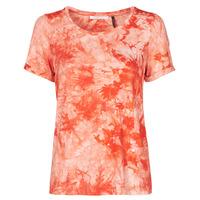textil Dam T-shirts Les Petites Bombes BRISEIS Orange