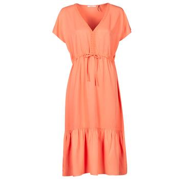textil Dam Korta klänningar Les Petites Bombes BRESIL Orange