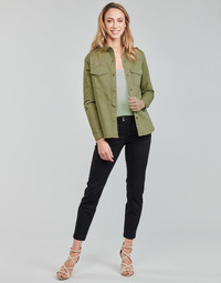 textil Dam Chinos / Carrot jeans Les Petites Bombes NAOMIE Svart