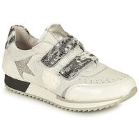 Skor Dam Sneakers Philippe Morvan ROLL V1 Vit