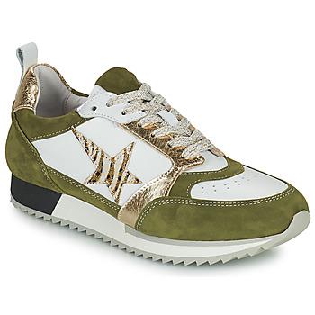 Skor Dam Sneakers Philippe Morvan ROOXY V2 Vit / Kaki