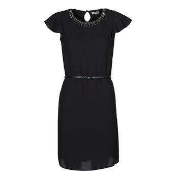 textil Dam Korta klänningar Liu Jo WA1561-T9767-22222 Svart