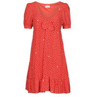 textil Dam Korta klänningar Liu Jo WA1339-T4768-T9684 Röd