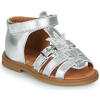 Skor Flickor Sandaler GBB CARETTE Silver