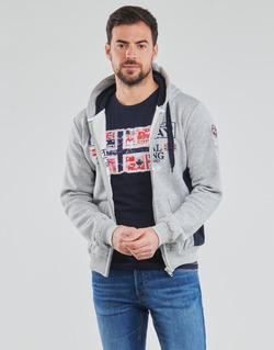 textil Herr Sweatshirts Geographical Norway GAFONT Grå / Blandade färger