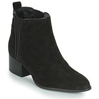 Skor Dam Boots Pepe jeans WATERLOO ICON Svart