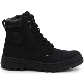 Skor Dam Boots Palladium Manufacture Pallabosse SC Waterproof Svarta