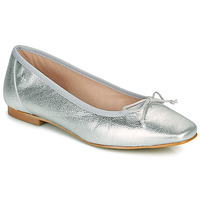 Skor Dam Ballerinor Betty London ONDINE Silver