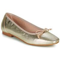 Skor Dam Ballerinor Betty London ONDINE Guldfärgad