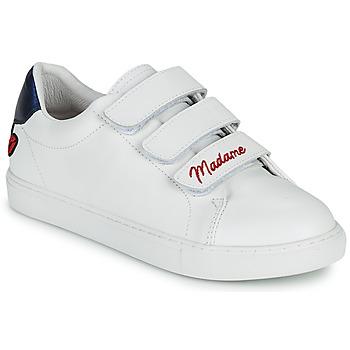 Skor Dam Sneakers Bons baisers de Paname EDITH MADAME MONSIEUR Vit