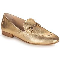 Skor Dam Loafers Betty London OWINA Guldfärgad