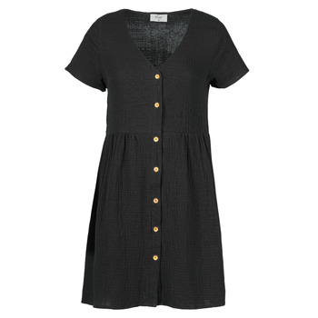 textil Dam Korta klänningar Betty London MARDI Svart
