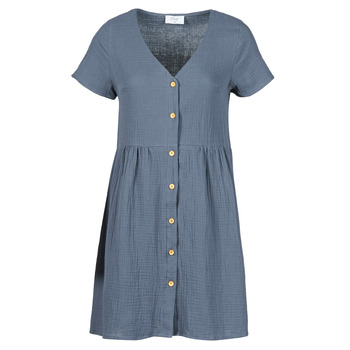 textil Dam Korta klänningar Betty London MARDI Grå
