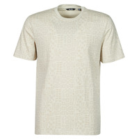 textil Herr T-shirts Only & Sons  ONSBAXEL Beige
