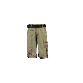 textil Pojkar Shorts / Bermudas Geographical Norway PACOME Beige