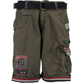 textil Pojkar Shorts / Bermudas Geographical Norway PACOME Grå