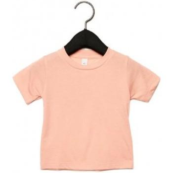 textil Barn T-shirts Canvas CA3413T Persika Triblend