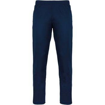 textil Joggingbyxor Proact Pantalon de survêtement bleu marine