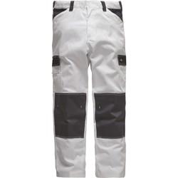 textil Herr Cargobyxor Dickies Pantalon  Everyday blanc/gris