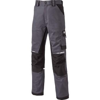textil Cargobyxor Dickies Pantalon  Gdt Premium gris/noir