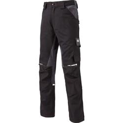 textil Cargobyxor Dickies Pantalon  Gdt Premium noir/gris