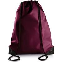 Väskor Sportväskor Kimood Sac à dos rouge