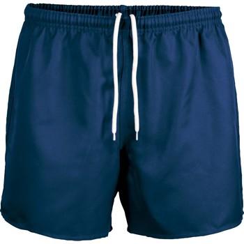 textil Shorts / Bermudas Proact Short Praoct Rugby bleu royal/bleu