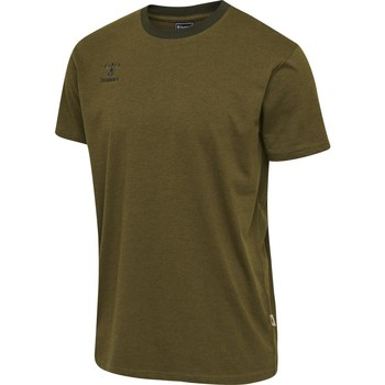 textil Barn T-shirts Hummel T-shirt enfant  Lmove vert foncé