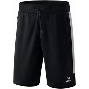 textil Herr Shorts / Bermudas Erima Short  Worker Squad noir/blanc