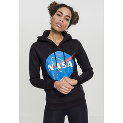 textil Dam Sweatshirts Mister Tee Sweatshirt femme  inignia noir