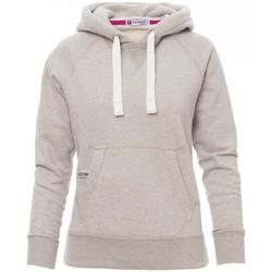 textil Dam Sweatshirts Payper Wear Sweatshirt femme Payper Tokyo gris