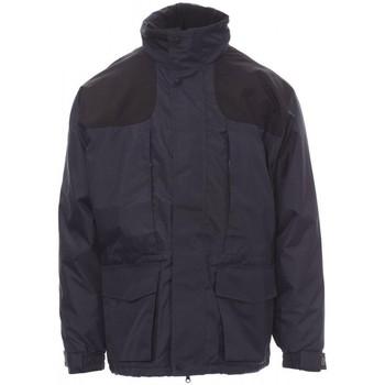 textil Herr Vindjackor Payper Wear Veste Payper Ski bleu marine/noir