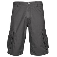 textil Herr Shorts / Bermudas Esprit SHORTS WOVEN Grå