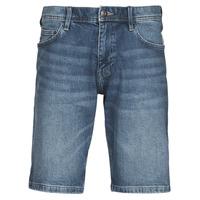 textil Herr Shorts / Bermudas Esprit SHORTS DENIM Blå
