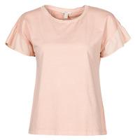 textil Dam T-shirts Esprit T-SHIRTS Rosa