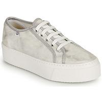 Skor Dam Sneakers Yurban SUPERTELA Silverfärgad