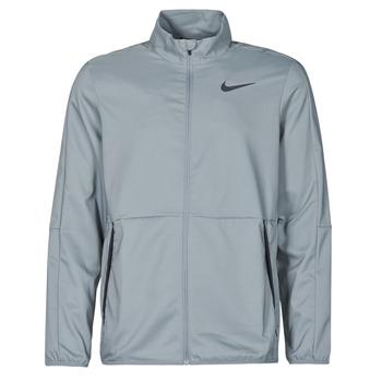 textil Herr Sweatjackets Nike DF TEAWVN JKT Grå / Svart